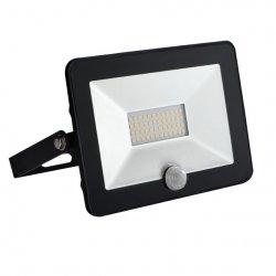 Naświetlacz LED z czujnikiem ruchu GRUN LED N-20-B-SE 31067