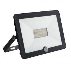 Naświetlacz LED z czujnikiem ruchu GRUN LED N-50-B-SE 31069
