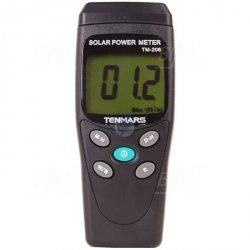 TM206 Miernik mocy promieniowania słonecznego ( irradiancji ) TENMARS