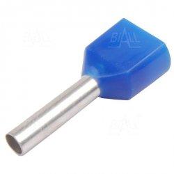 KR025013x2 Tulejka izolow. 2x2,5mm2x13    100szt