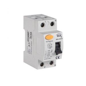 Wyłącznik różnicowo-prądowy, 2P KRD6-2/25/30 23180