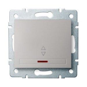 Łącznik schodowy LED DOMO 01-1140-230 pe 24963