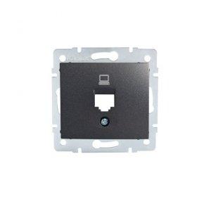 Adapter gniazda RJ45 DOMO 01-1399-041 gr 25923