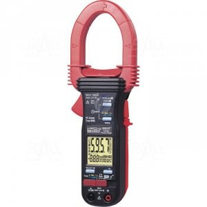 BM157s Miernik cęgowy 1000A AC TRMS,kWh,PF,THD,USB,Brymen