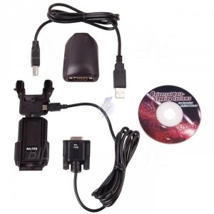 Kit BRUA-13X Kabel USB+program do BM357/18x/15x/13x
