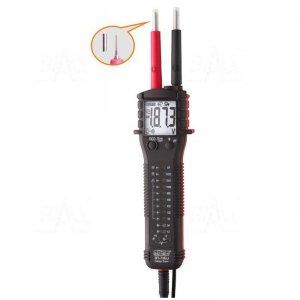 BT73EU Tester elektryka Brymen 1,0-1000V znak bezpieczeństwa B