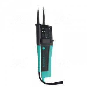 KT171 Tester elektryka 6-690V LCD KEWTECH znak bezpieczeństwa B