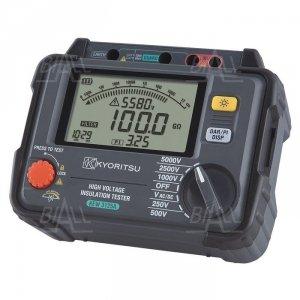 KEW3125A Miernik rezystancji izolacji 250V-5000V, DAR,PI, Kyoritsu