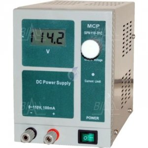 Zasilacz lab wysokonapięciowy SPN110-01C DC 110V/100mA   MCP