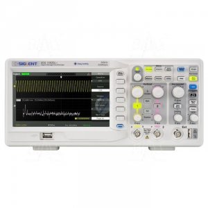 SDS1052DL+ oscyloskop 50MHz, 2kan, 500MSa/s, 30Kpts