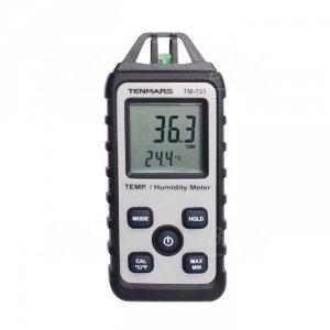 TM731 Termohigrometr -20~ 50°C, 1~ 99% RH TENMARS