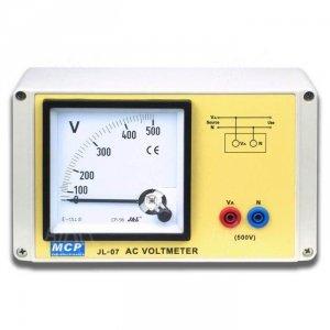 JL07 Woltomierz AC 0-500V szkolny elektromagnetyczny