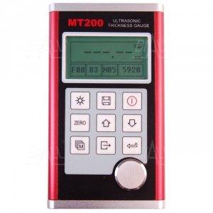 MT200 Miernik grubości materiałów 0,75~300mm(P-E)/USB