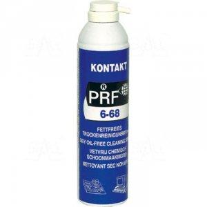 PRF 6-68 Kontakt Spray czyszczący do styków 520ml