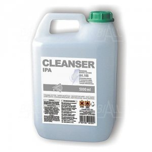 Cleanser IPA ISOPROPANOL 5 litrów płyn