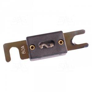 Bezpiecznik akumulatorowy 80A do oprawki ANL