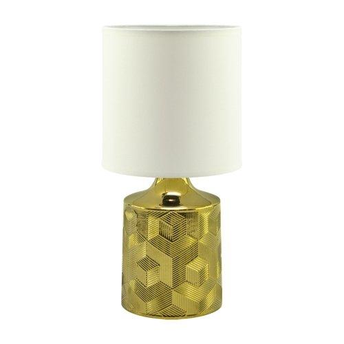 LINDA E14 GOLD/WHITE