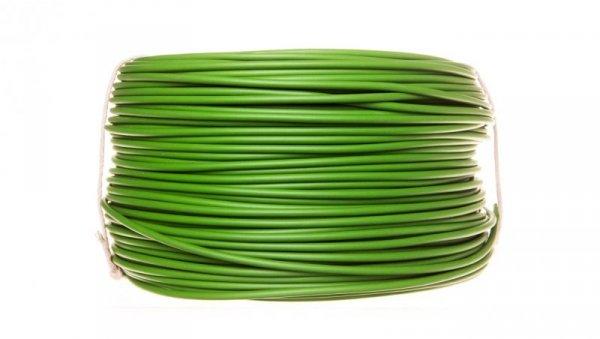 Przewód instalacyjny H07V-K (LgY) 2,5 zielony /100m/