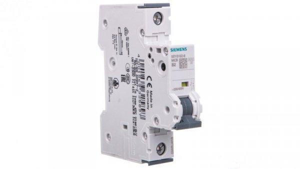 Wyłącznik nadprądowy 1P B 2A 6kA AC 5SY6102-6