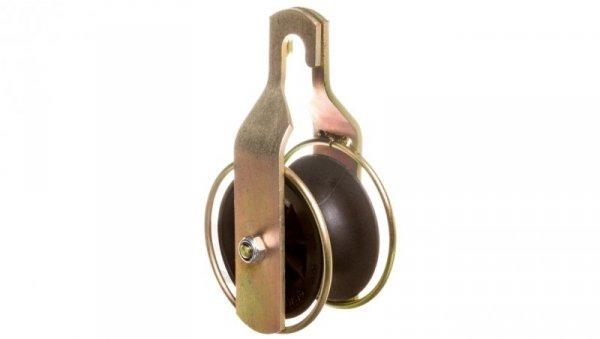 Rolka pojedyncza do rozwieszania AsXSn (4x25-120) oraz kabla EXCEL ST26.1