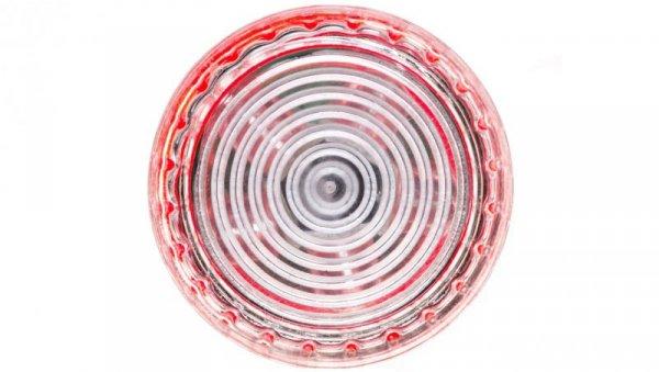 Dioda LED błyskająca Ba15s 24 VDC czerwona T0-IKMF024K