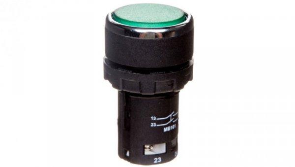 Przycisk sterowniczy monoblok zielony 2Z T0-MB101DY