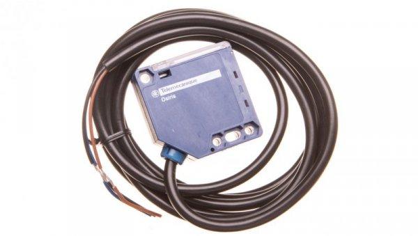 Czujnik fotoelektryczny Sn=5m 1Z  PNP 12-24V DC odbiciowy kabel 2m XUK9APANL2