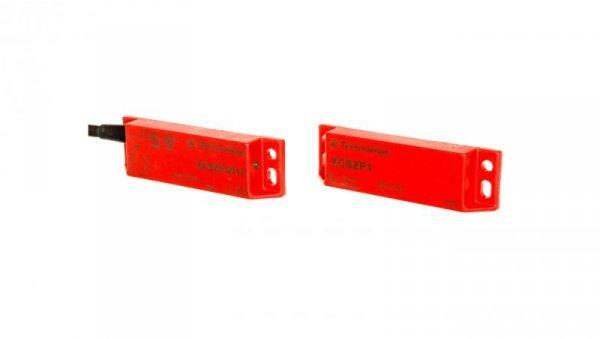 Wyłącznik krańcowy bezpieczeństwa 1Z 2R kabel 2m XCSDMP5012
