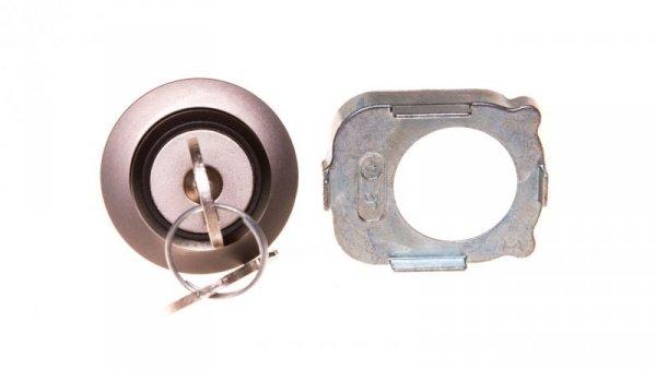 Napęd przełącznika 3 położeniowy I-O-II 30mm 2x klucz RONIS SB30 bez samopowrotu metal mat IP69k Sirius ACT 3SU1060-4LL11-0AA0