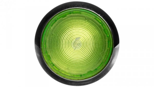 Napęd przycisku 22mm zielony z podświetleniem z samopowrotem metalowy IP69k Sirius ACT 3SU1051-0AB40-0AA0