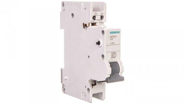 Wyzwalacz zanikowy 110V DC z dodatkowymi stykami 2R 5ST3041