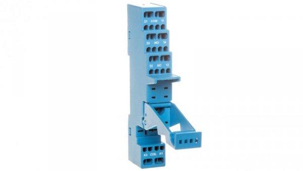 Gniazdo do przekaźników serii 40.51/40.52/40.61/44.52/44.62 modułów 99.02, 95.55 SMA