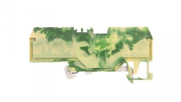 Złączka PE 4-przewodowa 2,5mm2 żółto-zielona 280-677 /100szt./