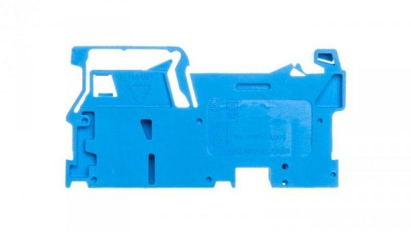 Złączka bazowa 1-przewodowa / 1-pinowa niebieska 769-251/000-006