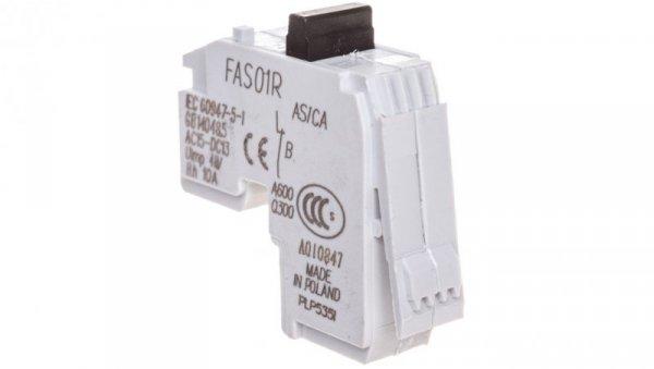 Styk pomocniczy 1R montaż z prawej strony /do wyłączników FD, FE, FG/ FAS01R 430831