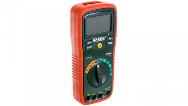 Multimetr cyfrowy CAT III 600V EX420