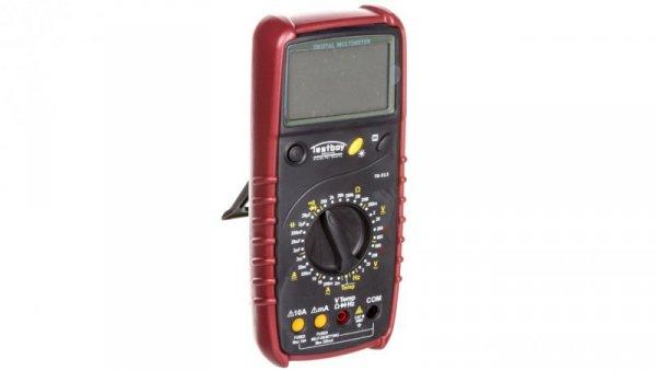 Multimetr cyfrowy wyświetlacz LCD CAT III 600V Testboy TB 313
