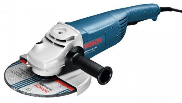 Szlifierka kątowa 2200W 230mm GWS 22-230 JH 2200W 0601882M03