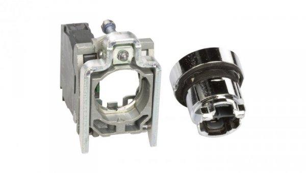Przycisk sterowniczy 22mm niebieski z samopowrotem 1Z XB4BA61