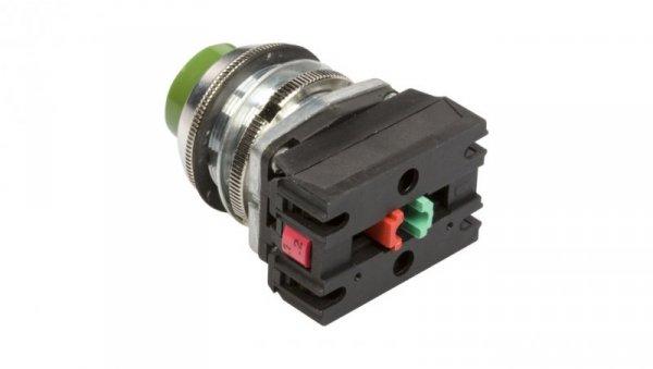 Przycisk sterowniczy 30mm zielony z samopowrotem 1Z 1R W0-NEF30-W XY Z