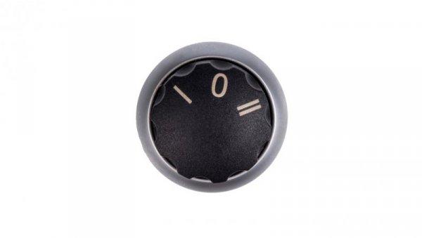 Napęd przełącznika 3 położeniowy czarny bez samopowrotu M22-WR3 216863