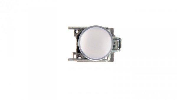 Lampka sygnalizacyjna 22mm biała 24V AC/DC LED XB4BVB1