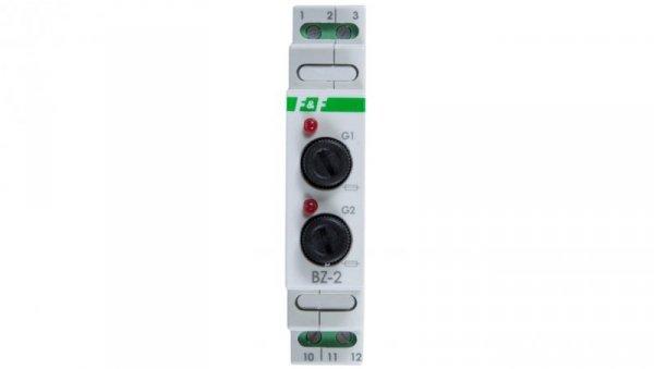Gniazdo bezpiecznikowe cylindryczne 2P 5x20mm BZ-2