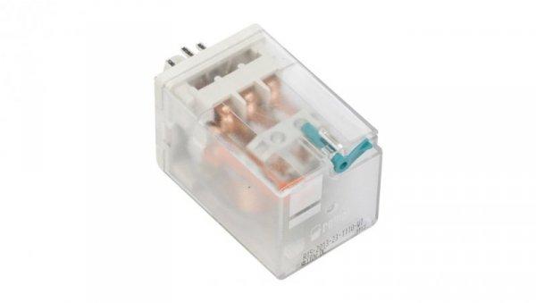 Przekaźnik przemysłowy 3P 10A 110V DC AgNi R15-2013-23-1110-WT 802857