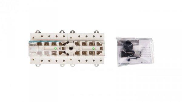 Przełącznik sieć-agregat 4P 80A HI404R