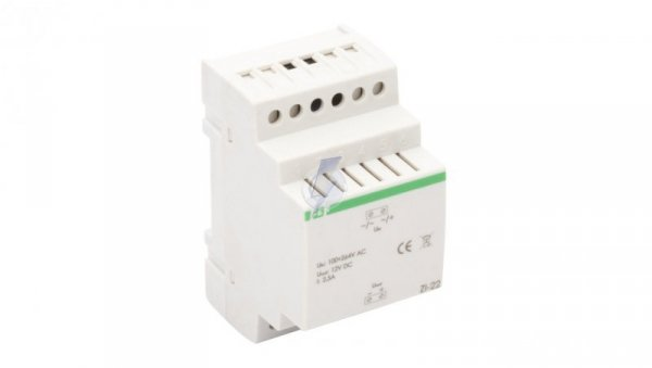 Zasilacz impulsowy 100-265VAC/12VDC 30W 2,5A ZI-22