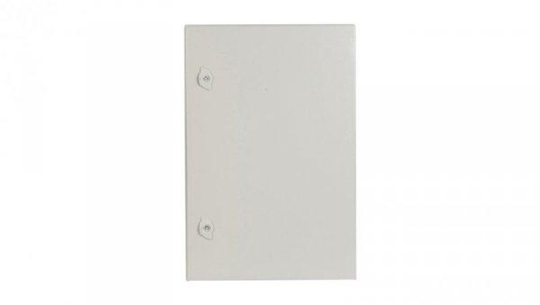 Obudowa metalowa ARGENTA 600x400x200 z płytą IP66 49063