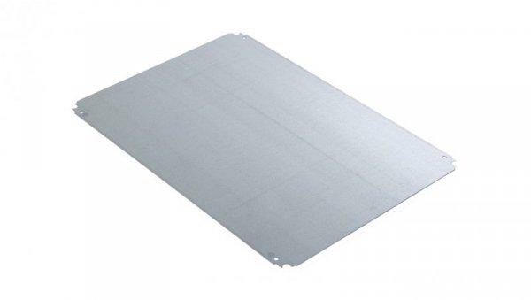 Płyta montażowa 650x450mm stal NSYMM75