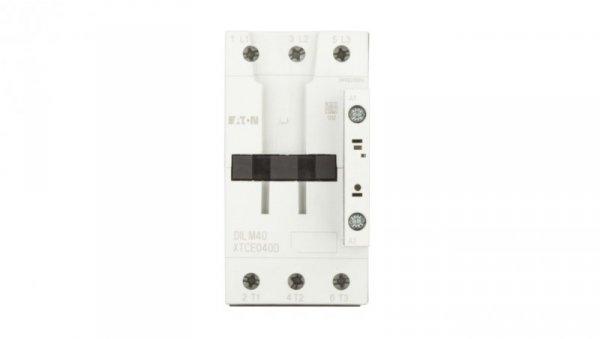 Stycznik mocy 40A 3P 24V AC 0Z 0R DILM40 (24V50/60HZ) 277770