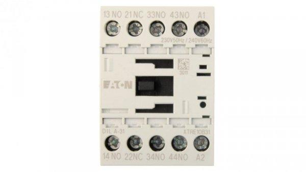 Stycznik pomocniczy 4A 3Z 1R 230V AC DILA-31 276364